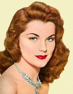 1950's HAIRSTYLES | Top index page » 50s Hair and Makeup