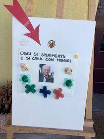 Laboratori Metodo Bruno Munari® e non solo...: SU TUTTA LA LINEA
