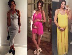 La transformación de Zaira Nara: antes, durante y después del embarazo, en 10 fotos   Fashion TV