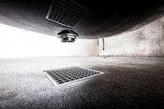 Hammock Bathtub Drain by Splinter Works