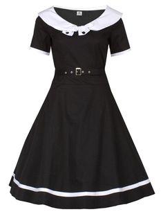 1940er Swing Dress - Rockabilly Clothing - Online Shop für Rockabillies und Rockabellas