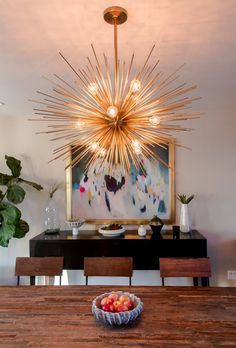 Updating with Affordable Light Fixtures - W Collective Interiors