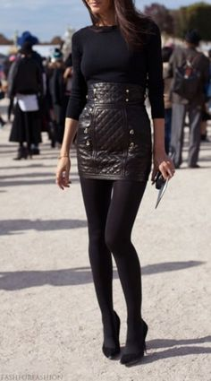 quilted leather | fall fashion trend 2013 #shopdailychic