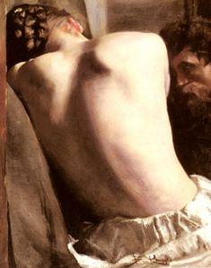 The Artist's Model | Benes Knüpfer