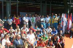 Παγκύπριο Ρεκόρ Νεανίδων η Σκεύη Ανδρέου (11.82) Στον τελικό των 400μ. η Καλλιόπη Κουντούρη