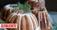 Joulun leivonnaisten valmistamisen voi jo aloittaa, mutta muista, että kaikkea ei tarvitrse ehtiä tehdä itse. Desserts, Tailgate Desserts, Deserts, Postres, Dessert, Plated Desserts