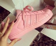 #pinksneakers #cute #loveit #girly