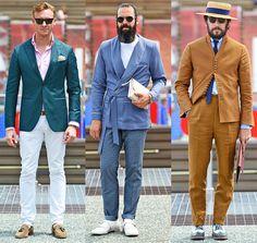 Saks Men: Street Style From Day Four at Pitti Uomo 88