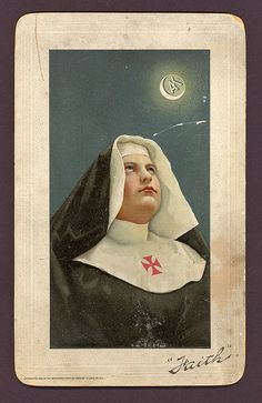 Holy card.