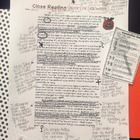 This is a free non-fiction article that you can use for incorporating Close Reading into your classroom around Halloween time! Please click. Close Reading Strategies, Reading Skills, Teaching Reading, Reading School, Literacy Strategies, Small Group Reading, Reading Groups, Middle School Literature, Reading Anchor Charts