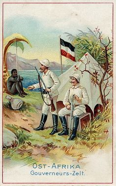 DOA Eduard Kleefeld Chocolate Card Gouverneurs-Zelt DOA Eduard Kleefeld Chocolate Card Gouverneurs-Zelt The post DOA Eduard Kleefeld Chocolate Card Gouverneurs-Zelt appeared first on Deutschland. German East Africa, West Africa, Colonial, Imperial Dreams, History Of Germany, Chocolate Card, Germany And Prussia, Kaiser Wilhelm, Austro Hungarian