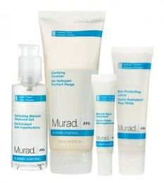 The only thing that ever REALLY cleared up my skin.  Can't say enough good things about Murad.