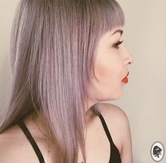 Wella Instamatic- Pink Dream and Muted Mauve Color by Hairroin LA Stylist Amanda Ozard www.hairroinsalon.com