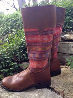 Handmade Riding Boots from Guatemala! #Teysha