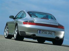 Porsche 911 Carrera 4S Type 996