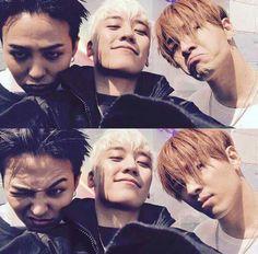BIGBANG - GD, Seungri, Taeyang