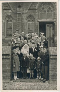 Wedding Party 1950