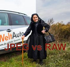 JPEG vs RAW: Unlocking the true potential of your photos. #Photography #Photo