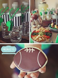 10 Free #DIY #Superbowl party #printables and food ideas.  A must see if you plan on hosting a game day party.
