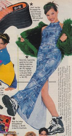 vongestern Blog: Modeknüller der 90er Jahre (1997)