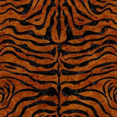 A tiger stripe pattern using a brown marble background and black marble stripes.