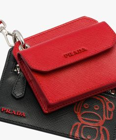 Wallets For Women Leather, Small Leather Goods, Leather Pouch, Leather Accessories, Leather Craft, Prada, Coin Purse, Purses, Ideas