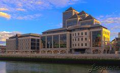 #hdr #Dublin #Irland #Liffey #UlsterBankGroup #Sunset HDR-Fotografie www.Loopzone.de