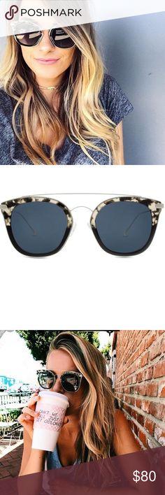 850dda996d6 Diff Zoey cat eye sunglasses by diff eyewear Diff zoey. Basically brand new.  I