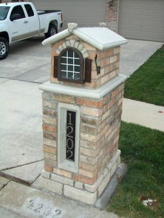 brick mailbox designsedition chicago edition chicago