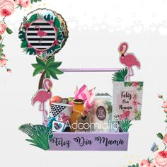 Party In A Box, Unique Recipes, Fruit Smoothies, Love Box, Homemade Muesli, Valentine Day Gifts, Ideas Para, Gift Wrapping, Happy Birthday