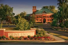 Welcome Trine Alumni!! It's Homecoming time!  Stop in the Bent Fork today anytime from 10-4:00 for the best Fall fashions! #trine