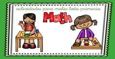 Recopilación de Actividades de Matemáticas para Todos los Grados de Primaria