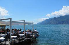 Malcesine Restaurants aan het Gardameer