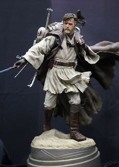 Star Wars Mythos Ben Kenobi by SideshowCollectibles