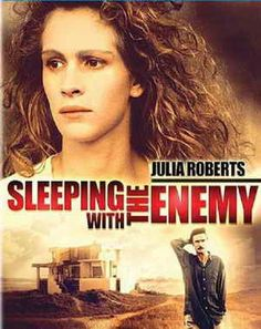 Sleeping with the Enemy. Good film but the title outlines why we today looks like it does. Women are the majority of voters and have been for 100 years in America. If they would stop sleeping with villains the world would change. Like that is going to happen. Instead, let's blame the straight white man and no one else. And that's why there is Fox News and extremism. Women have the power.