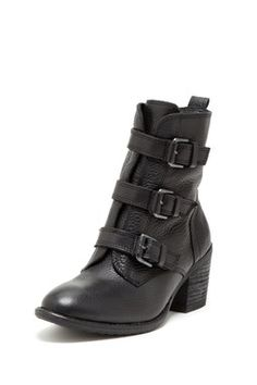 Vince Camuto Dassia Buckled Boot by Find Your Sole Mate on Flat Booties, Wedge Boots, Shoes Heels Boots, Heeled Boots, Dream Shoes, Crazy Shoes, Me Too Shoes, Sneaker Heels, Sneakers