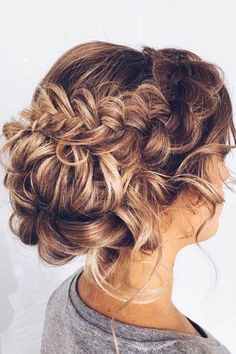 30 Mother Of The Bride Hairstyles ❤ See more: http://www.weddingforward.com/mother-of-the-bride-hairstyles/ #weddings #hairstyles