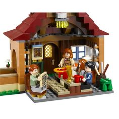 LEGO Harry Potter The Burrows