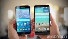 The LG and the Galaxy are two top Android smartphones, with great cameras. You'll find out in our comparison. Camera Comparison, Latest Camera, Lg G3, Camera Reviews, Camera Phone, Smartphone, Camera