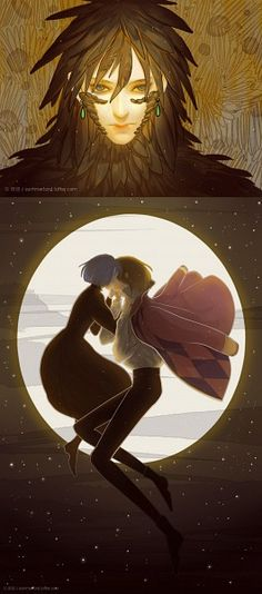 Sofie and howl