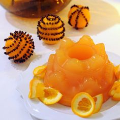 Jelly d'orange - fresh orange jelly - recipe in French