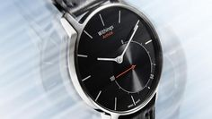 Can A Fitness Tracker Disguised As A Swiss Watch Solve The Problem Of Wearables?