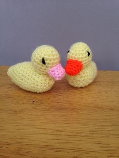 Handmade duckling by Bitzas on Etsy