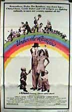 """""""Under the Rainbow"""" - with Chevy Chase and Carrie FIsher. I used to LOVE this movie and I haven't seen it in years! My Cousin is in ths movie Top Movies, Great Movies, Movies And Tv Shows, Horror Movie Posters, Horror Movies, Eve Arden, Wizard Of Oz 1939, Under The Rainbow"""