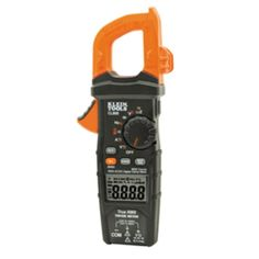 Klein Tools Digital Clamp Meter - AC-DC Auto-Ranging - 600A
