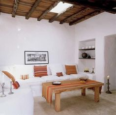 a summer home on ibiza | THE STYLE FILES