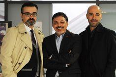 Grupo Mascarada Carnaval: ¿Olvidamos los tres directores?