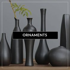 Ornaments are the small items that make a big impact. From solid woods to hammered silver, ceramic to metal, glass to aluminium, ornaments and decorations like vases, centerpieces, and clocks are the items that will turn a house into a home.  Shop our selection of decorative items, keepsakes and personal ornaments.  #Homeware #decorstyle #interiordesign #homedecor Hammered Silver, Keepsakes, Decorative Items, Clocks, Decor Styles, Vases, Solid Wood, Woods, Centerpieces