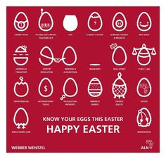 Another great Ad from South African Attorneys, Webber Wentzel!. Happy Easter!!