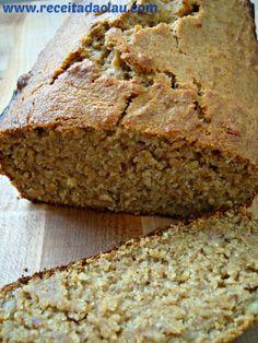 Claudia's Recipe: Whole Wheat Banana Walnut Bread
